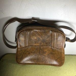 Vintage Toiletry Bag American Tourister Brown